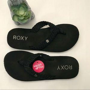 🌺 Roxy Flip Flops NEW Size 7
